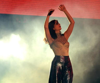 Lorde wows with Coachella performance
