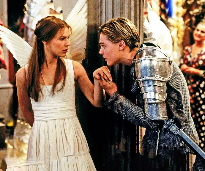 **Claire Danes & Leonardo DiCaprio  in *Romeo + Juliet*** Forget star-crossed – it was a case of cross lovers when Leo and Claire clashed on the set of *Romeo + Juliet*. Despite being five years younger than her co-star, Claire found Leo's habit of clowning around and playing pranks on the cast and crew irritating, while he thought she was too uptight and reserved.