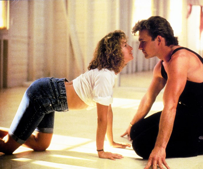 "**Jennifer Grey & Patrick Swayze in *Dirty Dancing*** Their feud started way before he sang the iconic lyrics, ""I've had the time of my life,"" with the pair falling out after a massive row on the set of 1984 movie *Red Dawn*."
