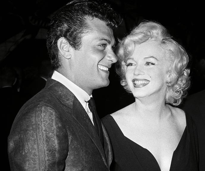 """**Marilyn Monroe & Tony Curtis in *Some Like it Hot*** Marilyn's rumoured diva antics on set caused production delays and arguments. Tony was so fed up, he proclaimed he'd never work with her again. Although the pair were once lovers, Tony even went so far as to describe his love scenes with Marilyn as """"like kissing Hitler""""!"""