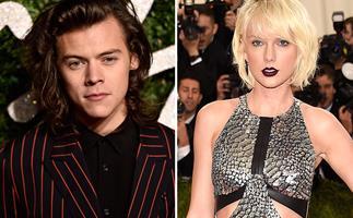 Taylor Swift, Harry Styles