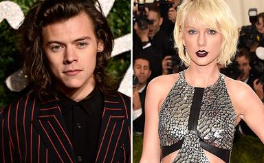 Harry Styles reveals what it was really like dating Taylor Swift