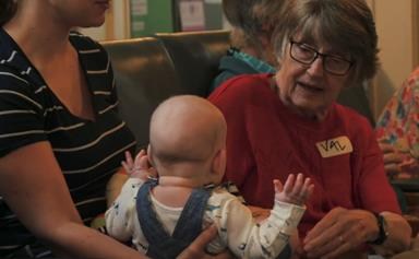 Meet the mums bringing joy to the lives of elderly Kiwis