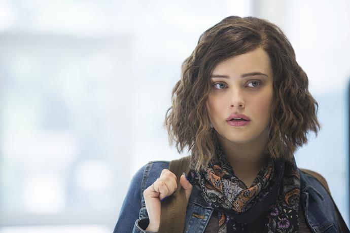 *13 Reasons Why* is a Netflix show about a bullied girl who commits suicide