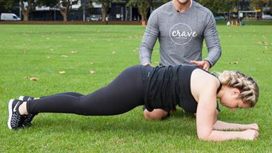The Real Girls' Guide to Getting Fit: Planking