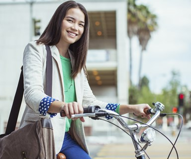 Science says cycling to work can halve your risk of cancer and heart disease