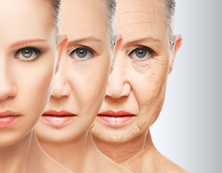 Anti-ageing skincare products