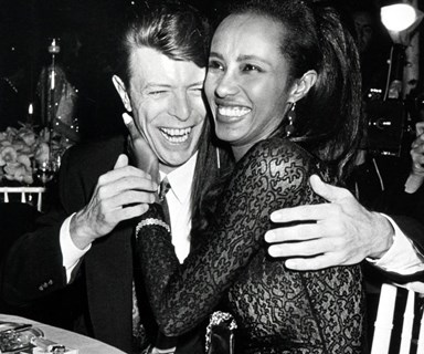Iman's heartbreaking tribute to Bowie on 25th wedding anniversary