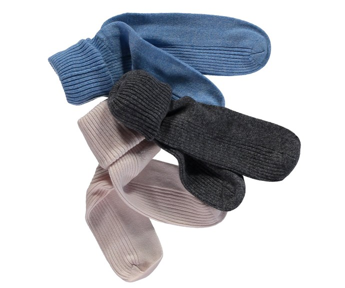 Cashmere Socks, $88, [Laing Home.](https://lainghome.com/collections/cashmere/products/henry-cashmere-socks?variant=30971908433)