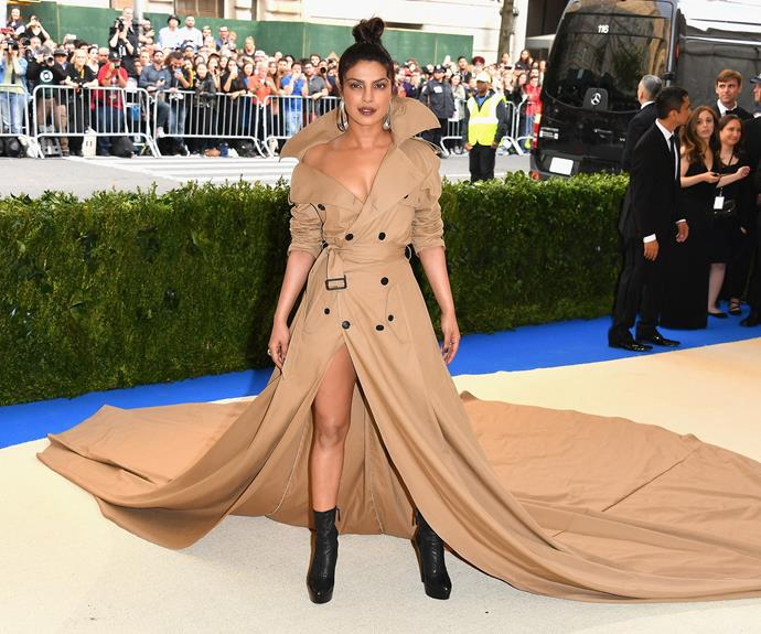 Priyanka Chopra in Ralph Lauren