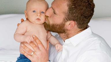 Kieran Read's pride & joy: Meet his adorable baby boy