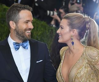 Ryan Reynolds' touching tribute to wife Blake Lively