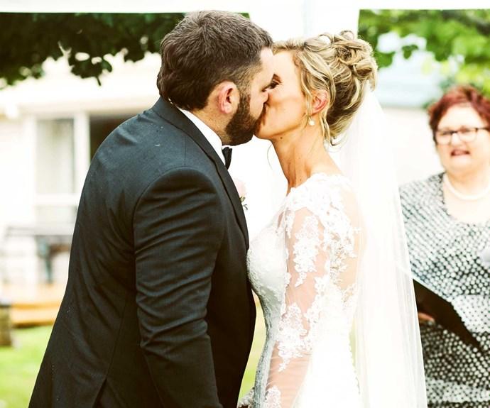 Wedding of the week: Anna & Daniel Brown