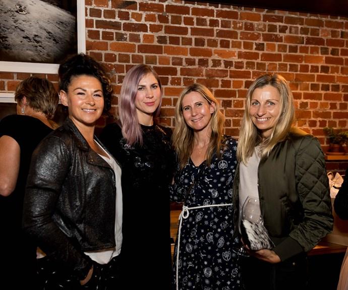 Tammi Wharton, Sunniva Holt, Rachael Grunwell, Wendy Gatward