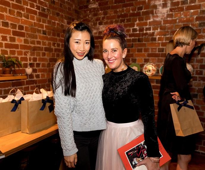 Stephanie Lai, Belinda Nash