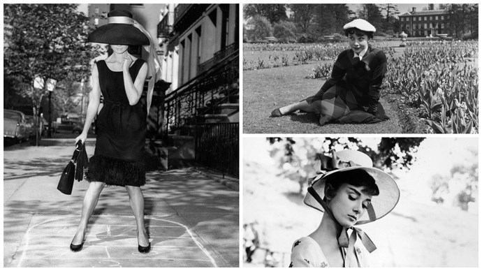 Whether you want to give your outfit an edge or simply cover up a bad hair day - a statement hat is your new best friend