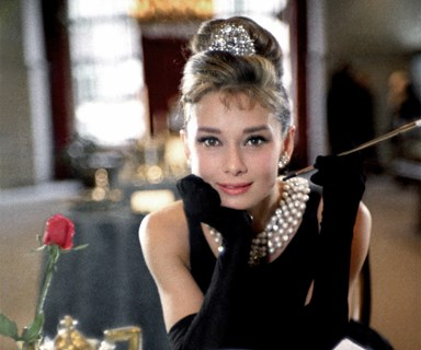 What Audrey Hepburn really used to eat