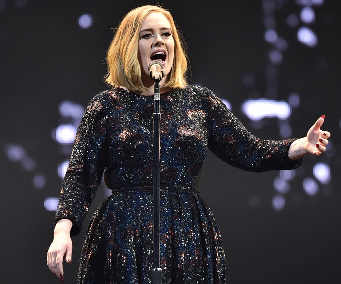 Adele is now the richest female musician under 30.