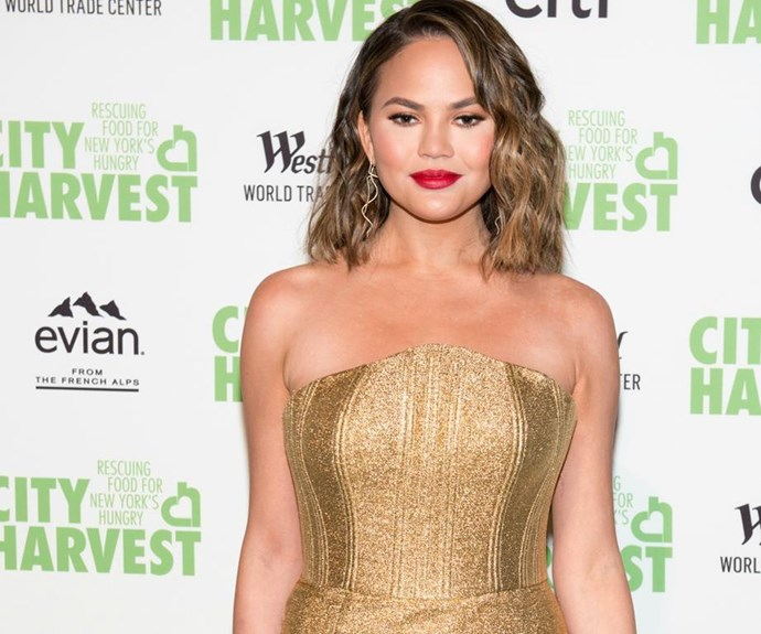 Chrissy Teigen admits to plastic surgery