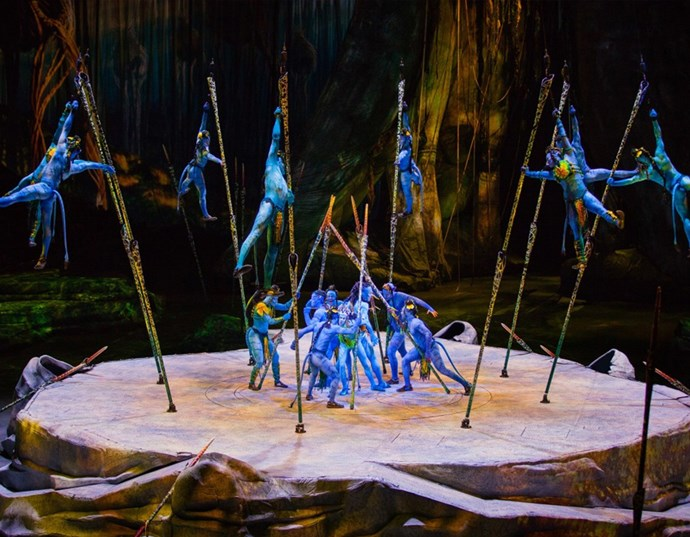 Cirque du Soleil's *TORUK – The First Flight* is set to take off in Christchurch in September. Photo: Supplied