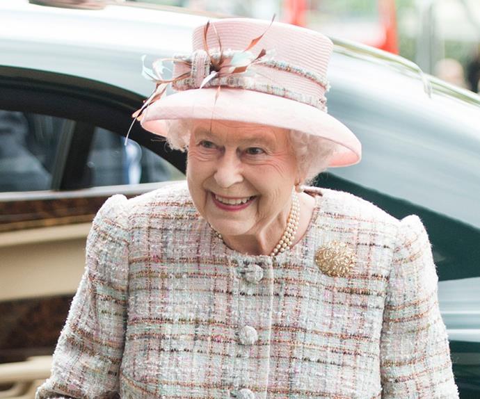 Queen Elizabeth replies to four-year-old boy's birthday invite