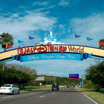 3.Walt Disney World, Florida, USA. Tagged 5,465,098 times.