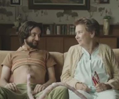 This is the weirdest Mother's Day ad you'll ever see