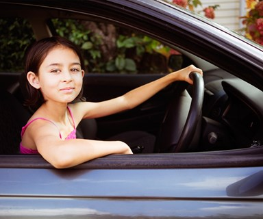 What do Kiwi kids really think about their parents' driving?