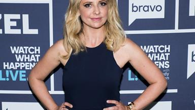 Sarah Michelle Gellar opens up about battling postpartum depression