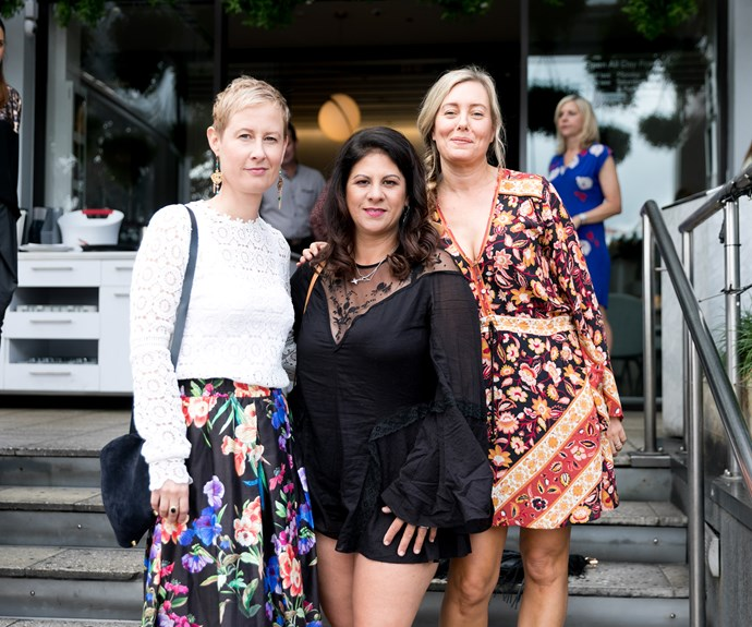 Helen Bankers, Alene Spice, Dawn Bannister
