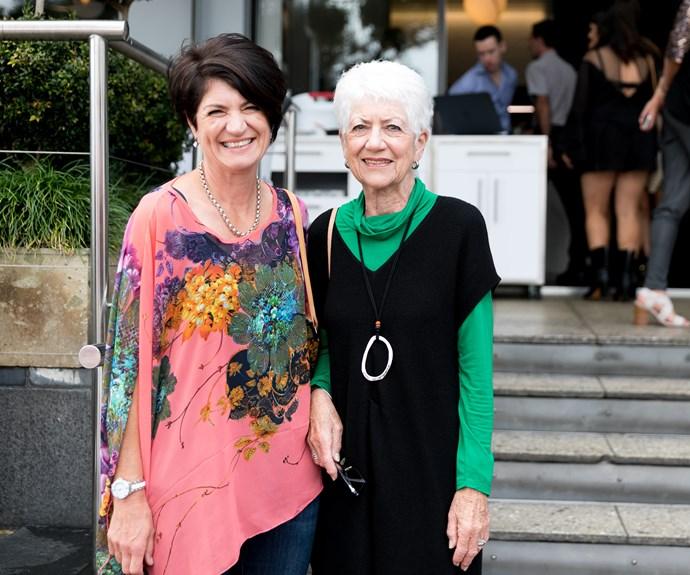 Kathryn Patten, Carole Fausett