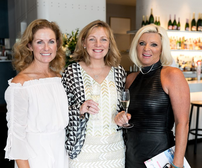 Frances Bostock,  Josephine Gagan, Annette Presley