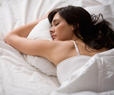 Why your pillowcase material might be giving you wrinkles
