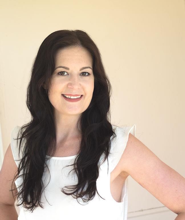 Writer, Kylie Haack.