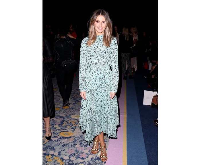 Kate Waterhouse in Camilla & Marc.