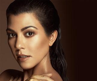 Kourtney Kardashian exclusive: My beauty routine