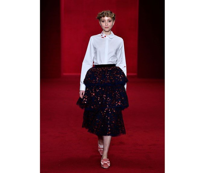 **All that glitters** at MacGraw.