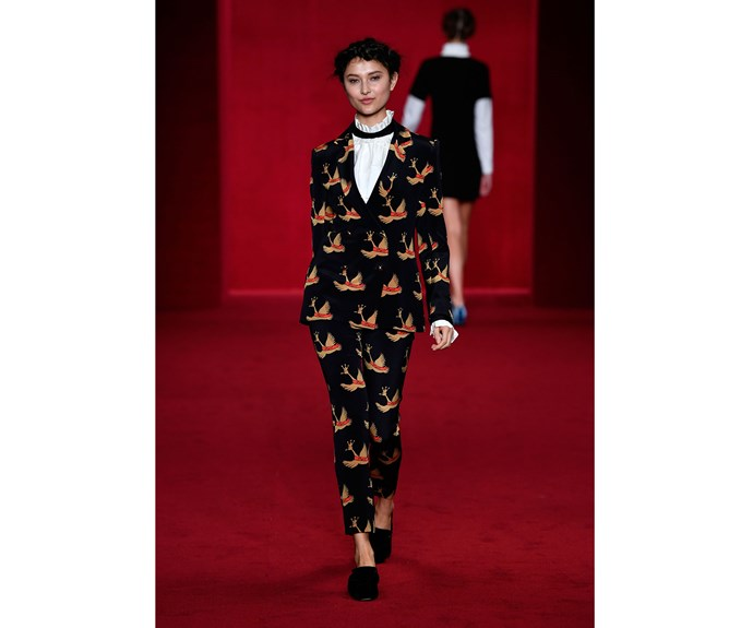 **Smart suiting** at MacGraw.
