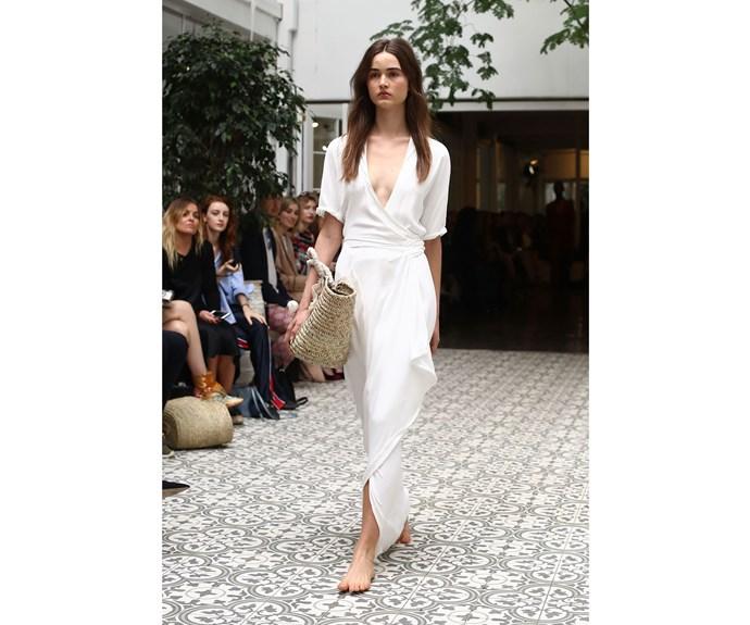 **Little white dress** at Albus Lumen.