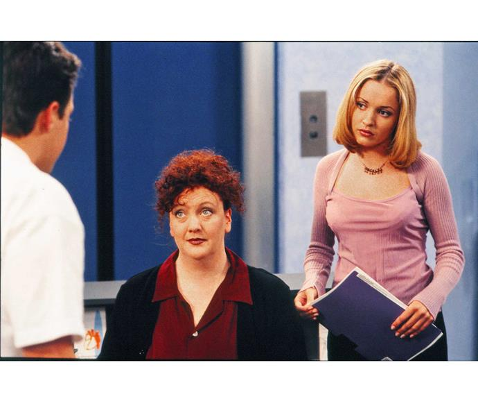 **1997-2001** Moira Crombie played by Geraldine Brophy