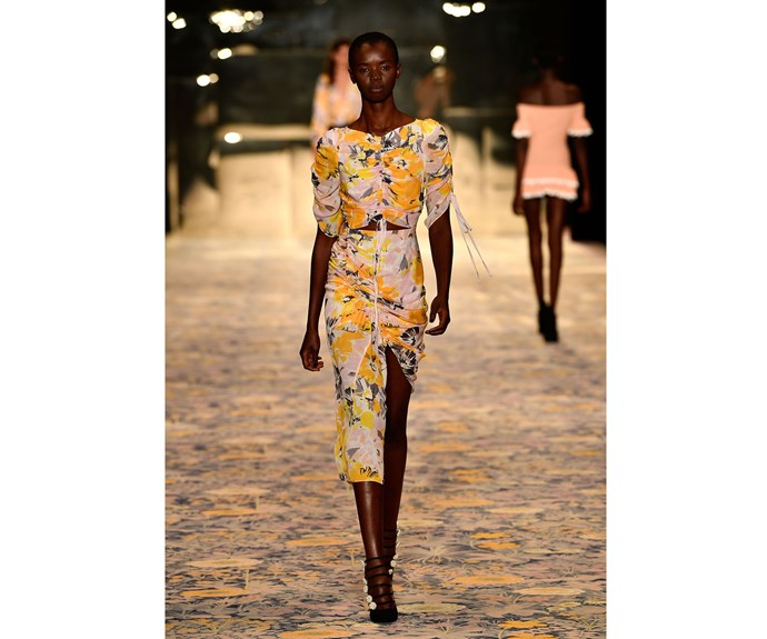 **Flower Bomb** at Alice McCall.