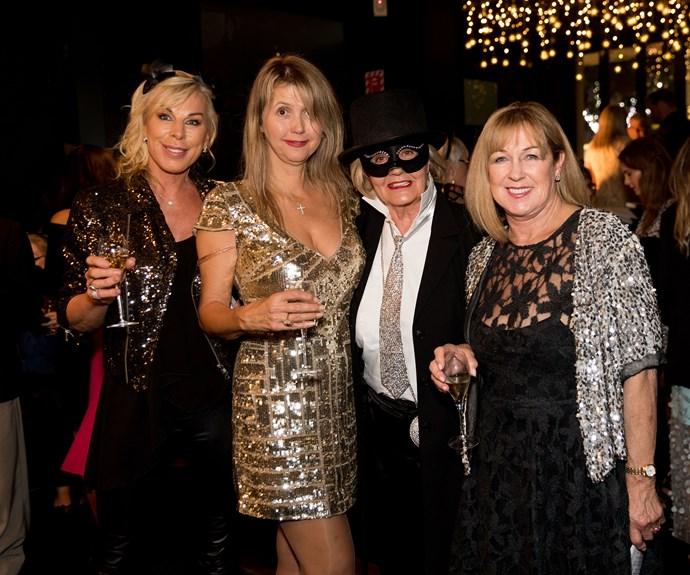 Sally Anderson, Elizabeth Monk, Jennifer Moody, Angela Haig