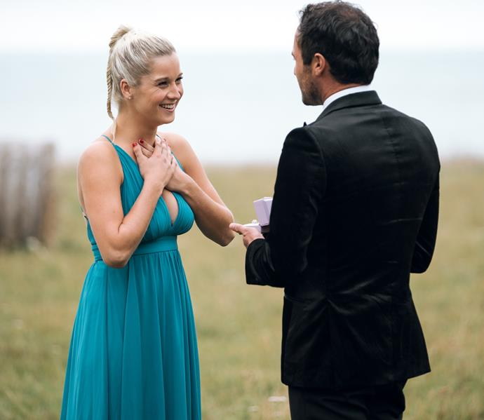 The drama on season two of *The Bachelor New Zealand* really got started after star Jordan Mauger picked his final Bachelorette, Fleur Verhoeven - only for the couple to split just days after the finale aired on Kiwi screens. Fleur announced the shocking news in a TV interview, revealing Jordan had totally blindsided her.