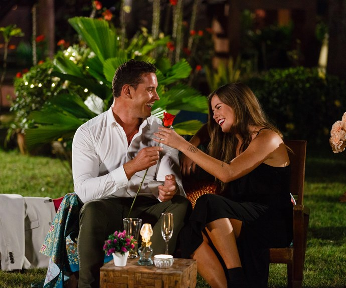 The relationship only grew stronger from there, with Lily getting plenty of one-on-one time with the Bachelor.