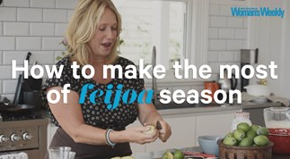 Nici Wickes shares her best feijoa tips and recipes