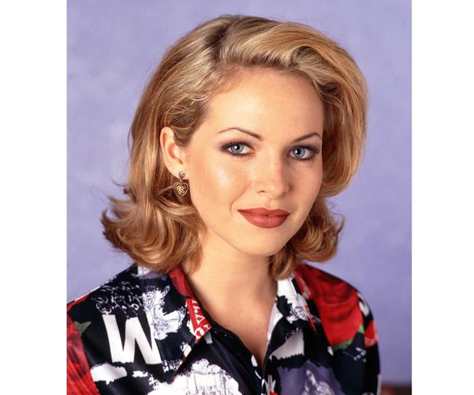**Kirsty Knight: played by Angela Dotchin, 1992 to 1996** Shorty's original blonde bombshell, the nosy receptionist was a love interest for Stuart Neilson before finding herself trapped in a love triangle with bad boy Greg Feeney and nerdy café owner Lionel Skeggins, who she went on to marry – despite Stuart interrupting the ceremony halfway through. The Beauty and the Beast lovebirds endured a truck accident, a bout of amnesia and a plane crash, but Kirsty eventually fell for her nemesis, Darryl Neilson's twin brother Damien, who whisked her away to Wellington.