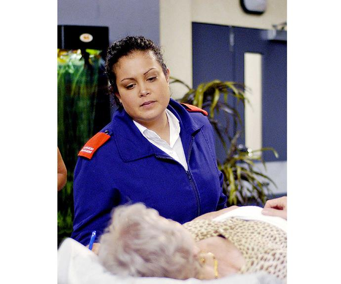 **Donna Heka: played by Stephanie Tauevihi, 1997 to 2004** She helped bury a body and survived a drive-by shooting, but Donna is best remembered for her passionate relationship with fellow paramedic Rangi Heremaia. Being told they were half-brother and sister caused turmoil, but they slept together again before splitting – then reunited when it turned out they weren't related after all! In Shorty's 2000th episode, the pair tied the knot, but he was later found murdered by a woman he was seeing on the side.