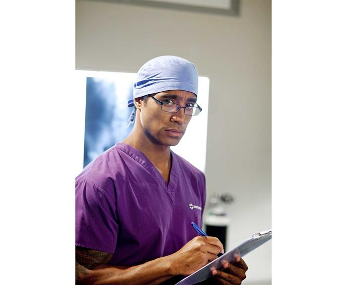 **Vinnie Kruse-Miller: played by Pua Magasiva, 2003 to 2006, 2011 to now** Jokes and pranks are never far away when this hospital heart-throb is around, but the laughter almost died when the party-loving nurse donned an Easter Bunny costume and nearly drowned in a paddling pool! In his first stint on the show, Vinnie had a shocking affair with his best mate Tama Hudson's girlfriend Shannon Te Ngaru. After five years in the UK, he returned to Ferndale for a string of hot romances, but he's since settled down to marry and start a family with fellow nurse Nicole.