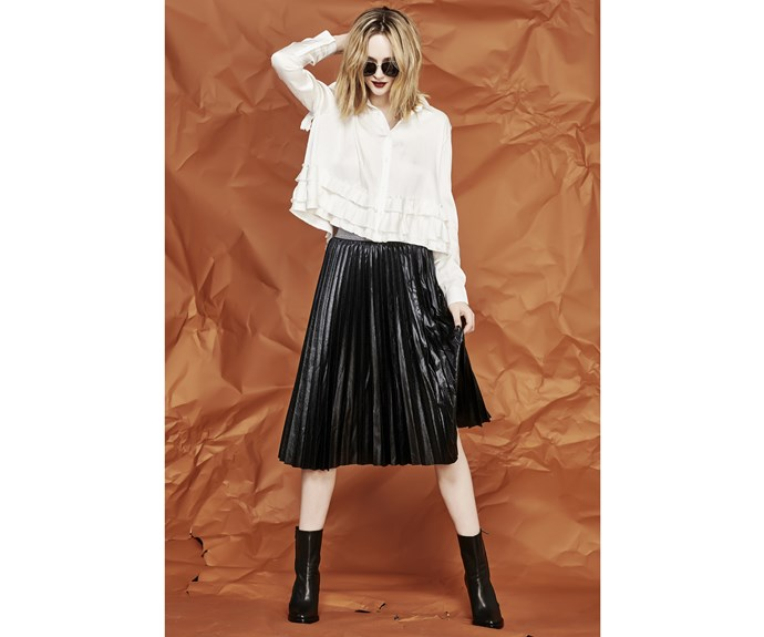 Skirt, $399, by [Trelise Cooper.](http://www.trelisecooperonline.com/estore/style/tc30306-57pf17.aspx?c=180)