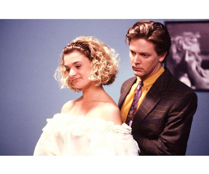 **Alison & Chris: May 31, 1993** It was a rocky road to the altar for Dr Chris Warner (Michael Galvin) and nurse Alison Raynor (Danielle Cormack). The biggest hurdle of all, though, was the mercenary Darryl Neilson (Mark Ferguson), who drugged Chris and locked him in a barn the night before the nuptials. Thinking she'd been jilted, Alison left the country in disgust.